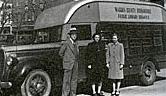 Bookmobile - 1943