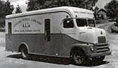 Bookmobile - 1950's