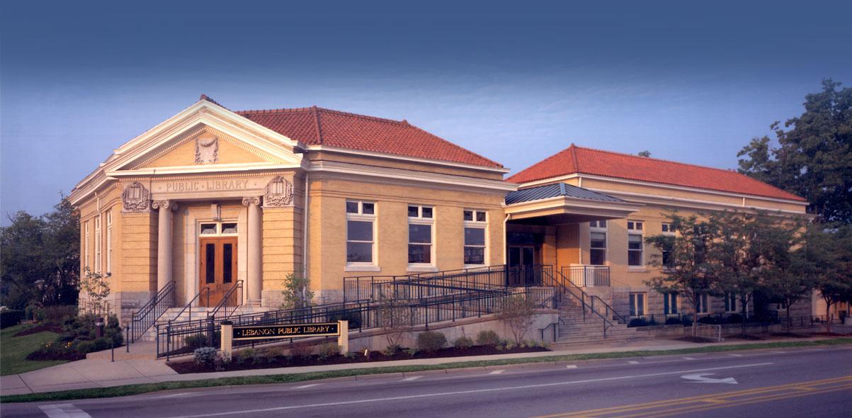 lebanon public library lebanon ohio