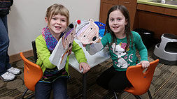 Story Time at the Lebanon Public Library