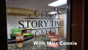 Story Time with Miss Connie